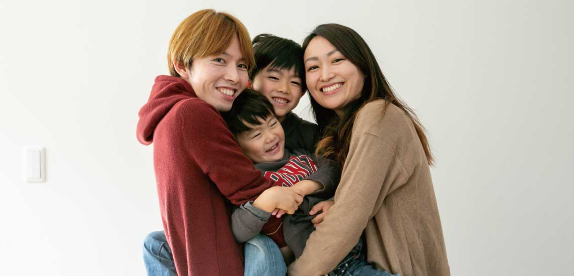 NAKAGAWA FAMILY